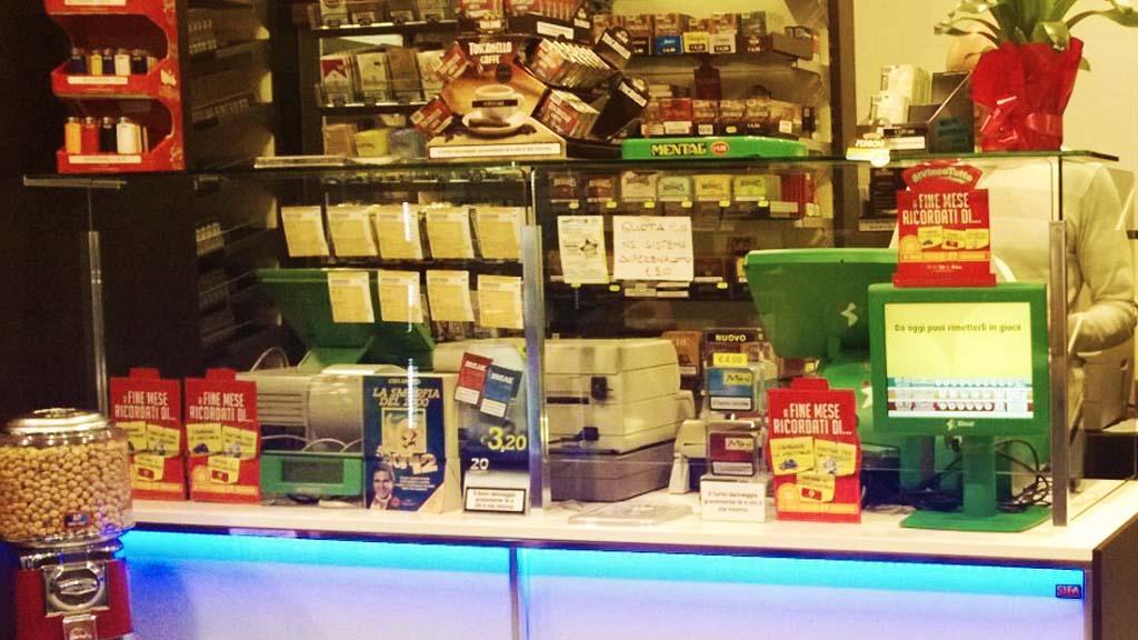 Tabaccheria Crocetta Torino