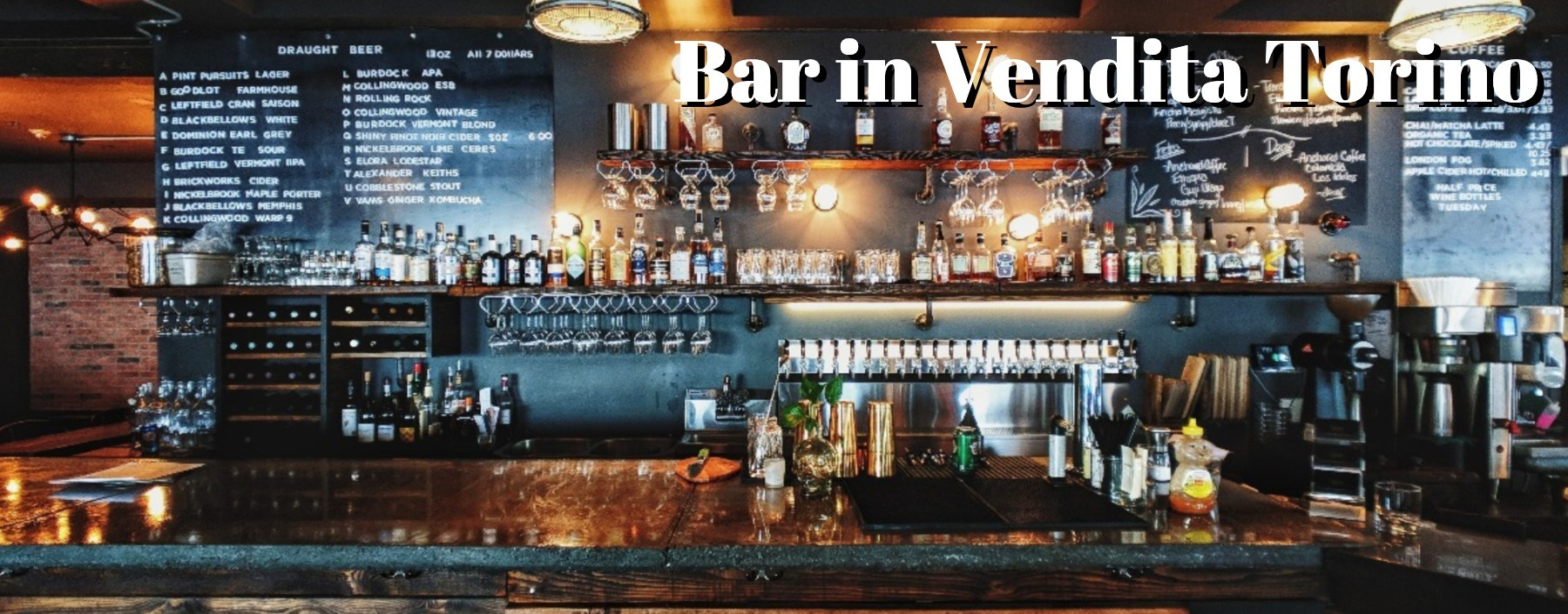Bar in Vendita Torino
